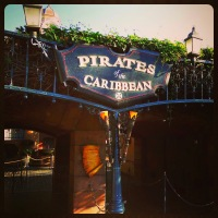 50th Anniversary Celebration: Pirates of the Caribbean